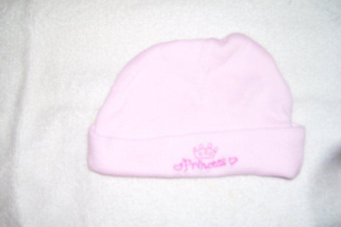 Light Pink Newborn Hat
