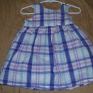 2pc. Purple Plaid Old Navy Dress