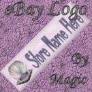 Oyster Sea Customized eBay Store Logo 310 X 90 #L029