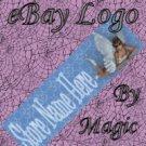 Blue Fairy Customized eBay Store Logo 310 X 90 #L028