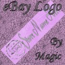 Lavender Moon Pentagram Customized eBay Store Logo 310 X 90 #L037