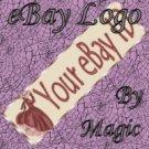 Victorian Woman Customized eBay Store Logo 310 X 90 #L013