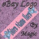 Cute Blue Birds Customized eBay Store Logo 310 X 90 #L046
