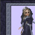 Blue Maiden Medieval Princess Ebay, OLA, Overstock Ad Listing Template Html Web Page #038