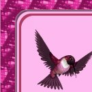 Pink Humming Bird Ebay, OLA, Overstock Ad Listing Template Html Web Page #040