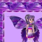 Purple Teen Fairy Ebay, OLA, Overstock Ad Listing Template Html Web Page #044