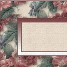 Floral Shabby Ebay, OLA, Overstock Ad Listing Template Html Web Page #053