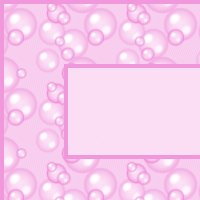 Pink Bubbles Ebay, OLA, Overstock Ad Listing Template Html Web Page #068
