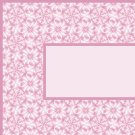Rose Colored Flower Pattern Ebay, OLA, Overstock Ad Listing Template Html Web Page #088