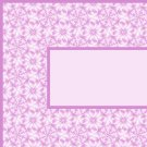 Magenta Flower Pattern Ebay, OLA, Overstock Ad Listing Template Html Web Page #089