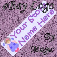Country Angel Customized eBay Store Logo 310 X 90 #L069