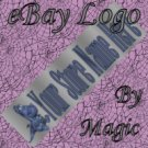 Blue Dinosaur Customized eBay Store Logo 310 X 90 #L077