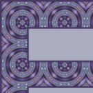 Purple Circles with Lights Pattern Ebay, OLA, Overstock Ad Listing Template Html Web Page #107