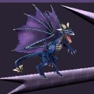 Blue and Purple Dragon Scene Ebay, OLA, Overstock Ad Listing Template Html Web Page #121