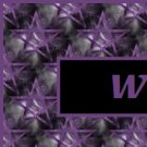 Purple and Black Star Pentagram Ebay, OLA, Overstock Ad Listing Template Html Web Page #133