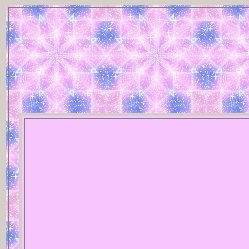 Pink with Blue Sparkle Animated Glitter Ebay, OLA, Overstock Ad Listing Template Html Web Page #140