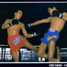 Muay Thai (Thai Boxing) Postcard