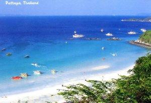 Koh Laan (Lann Island) Postcard (310)