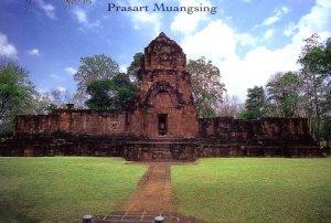 Prasart Muangsing Historic Site Postcard