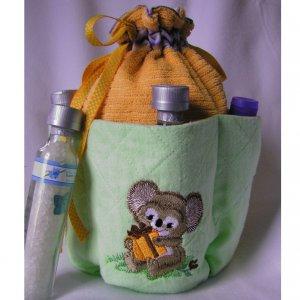 Fuzzy Bear Bag