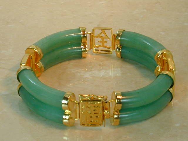 Fine Burmese jade