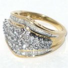 2 ctw. Brilliant Round and Baguette Cut Diamonds