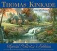 THOMAS KINKADE STREAMS OF SERENITY 2007 WALL CALENDAR-FREE SHIPPING!