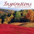 INSPIRATIONS 2007 MINI WALL CALENDAR