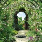 THE SECRET GARDEN 2007 WALL CALENDAR