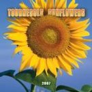 SUNFLOWERS 2007 MINI WALL CALENDAR (FRENCH)