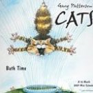GARY PATTERSON CATS 2007 MINI WALL CALENDAR