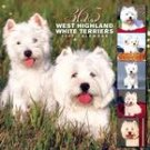 365 DAYS OF WEST HIGHLAND WHITE TERRIERS 2007 WALL CALENDAR