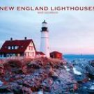 NEW ENGLAND LIGHTHOUSES 2007 DELUXE WALL CALENDAR-ORDER 2 OF THIS ITEM FOR FREE SHIPPING!