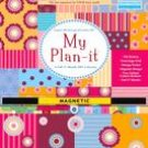 MY PLAN IT 2007 MAGNETIC MOUNT WALL CALENDAR-FREE SHIPPING!