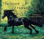 LESLIE HARRISON THE SPIRIT OF HORSES 2007 WALL CALENDAR-ORDER 2 OF THIS ITEM FOR FREE SHIPPING!