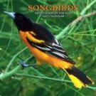SONGBIRDS 2007 WALL CALENDAR