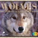 WOLVES 2007 DESK CALENDAR-20% OFF THIS ITEM!