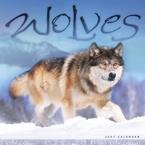 WOLVES 2007 WALL CALENDAR-20% OFF THIS ITEM!