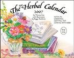 THE NEW HERBAL CALENDAR 2007 WALL CALENDAR