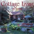 COTTAGE LIVING 2007 WALL CALENDAR