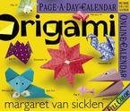 ORAGAMI PAGE A DAY 2007 DESK CALENDAR 20% OFF THIS ITEM!