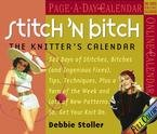 STITCH N' BITCH 2007 DESK CALENDAR-20% OFF THIS ITEM!