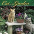 A CAT IN THE GARDEN 2007 WALL CALENDAR