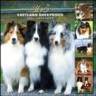 365 DAYS OF SHETLAND SHEEPDOGS 2007 WALL CALENDAR
