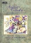 AMONG FRIENDS 2007 SOFTCOVER ENGAGEMENT CALENDAR-ORDER 2 OF THIS ITEM FOR FREE SHIPPING!