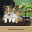 BEST FRIENDS 2007 WALL CALENDAR