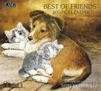 BEST IF FRIENDS 2007 WALL CALENDAR-ORDER 2 OF THIS ITEM FOR FREE SHIPPING!