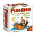 FISHING CARTOON A DAY 2007 DESK CALENDAR
