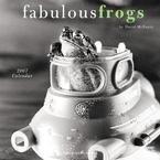 FABULOUS FROGS 2007 WALL CALENDAR-FREE SHIPPING!