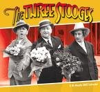 THE THREE STOOGES 2007 WALL CALENDAR